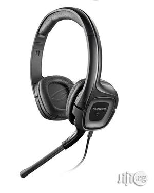 Plantronics A355 for Gaming and Calls | Headphones for sale in Lagos State, Ikeja