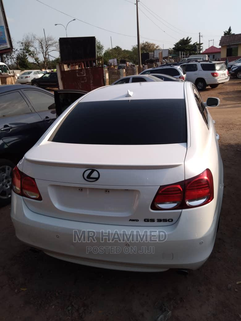 Lexus GS 2011 350 White   Cars for sale in Ibadan, Oyo State, Nigeria