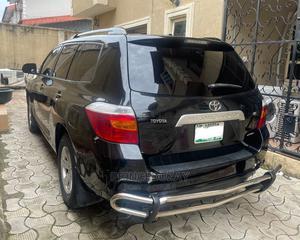 Toyota Highlander 2009 V6 Black | Cars for sale in Lagos State, Magodo
