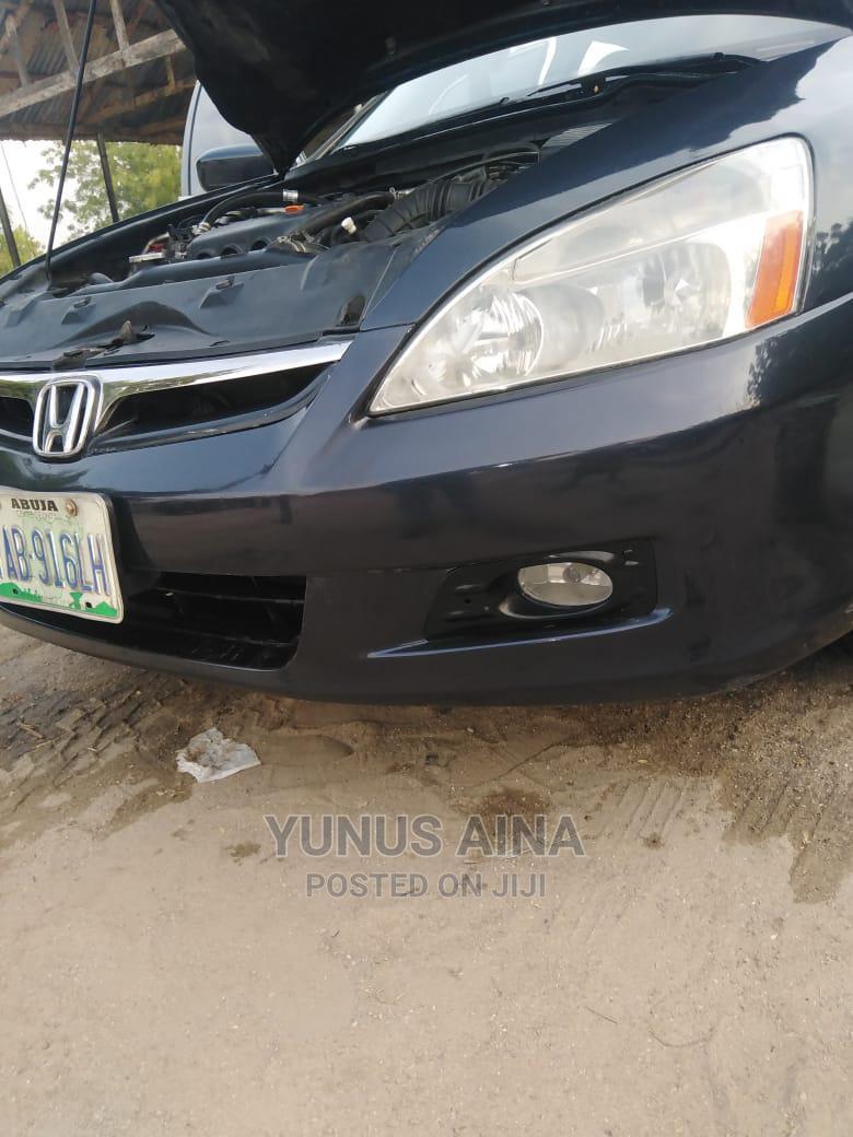 Archive: Honda Accord 2005 Sedan EX Automatic Gray