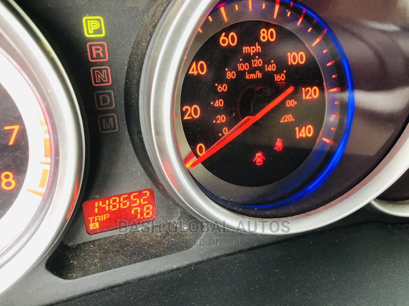 Archive: Mazda CX-9 2008 Grand Touring 4WD Black