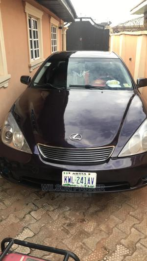Lexus ES 2006 Brown   Cars for sale in Edo State, Ikpoba-Okha