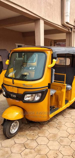 TVS Apache 180 RTR 2019 Yellow | Motorcycles & Scooters for sale in Lagos State, Ikorodu