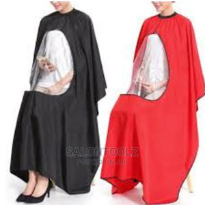 Original Barbing Cloth for Cover Customer Is Available Now | Salon Equipment for sale in Lagos State, Lagos Island (Eko)