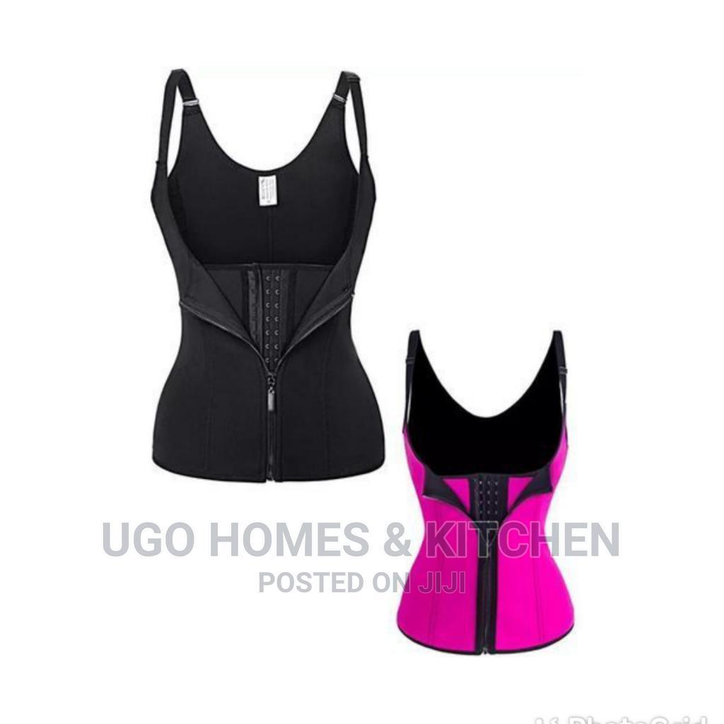 Women Corsets Waist Trainer Body Shaper Tummy Trimmer | Clothing Accessories for sale in Ifako-Ijaiye, Lagos State, Nigeria