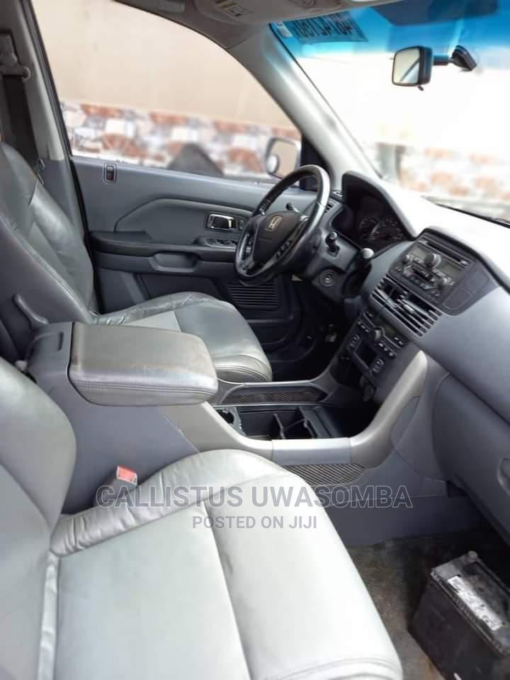 Honda Pilot 2004 Silver   Cars for sale in Isolo, Lagos State, Nigeria
