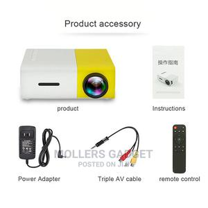 LED Projector [Mini] | TV & DVD Equipment for sale in Lagos State, Ikeja