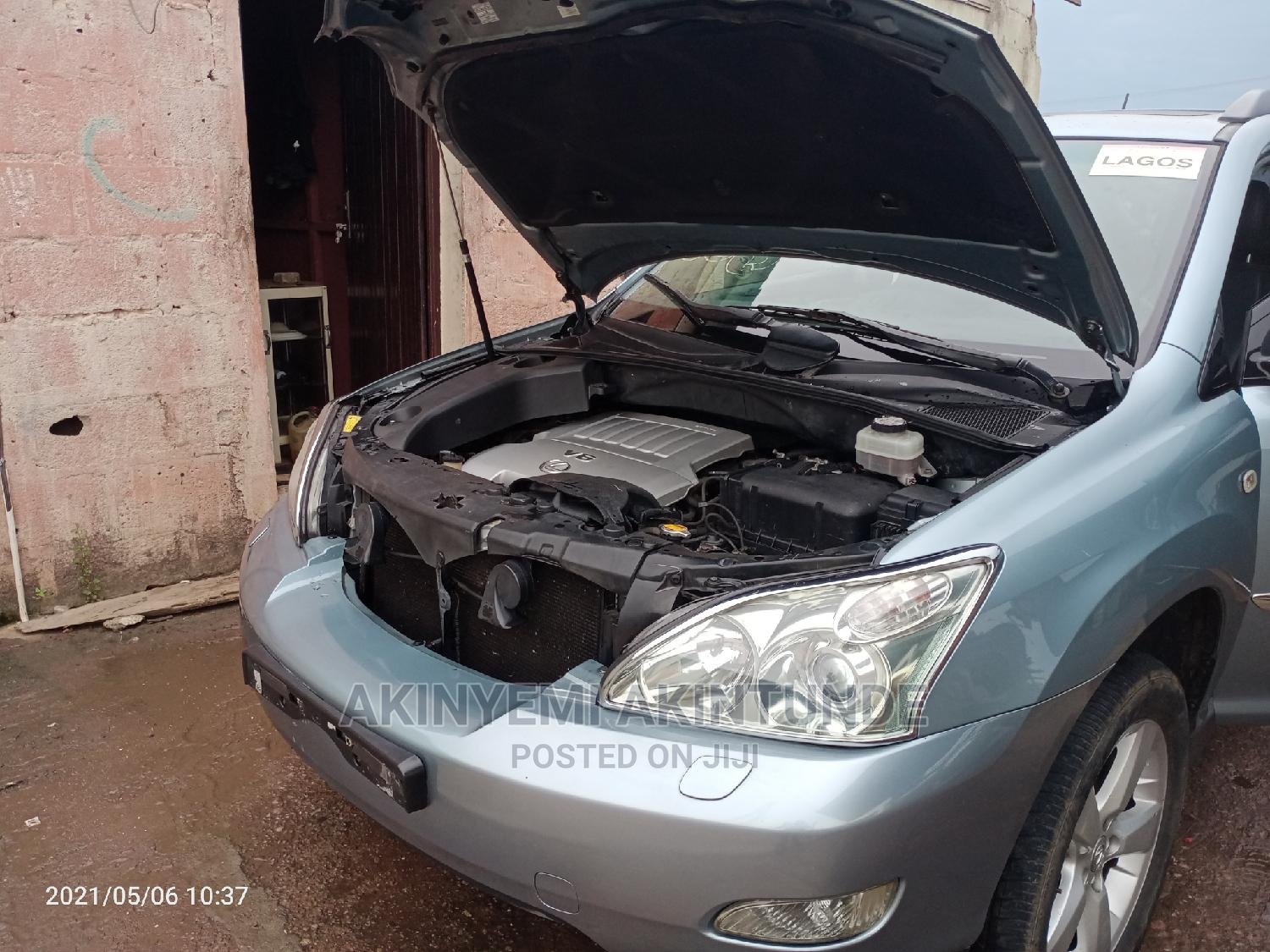 Lexus RX 2006 Blue | Cars for sale in Alimosho, Lagos State, Nigeria