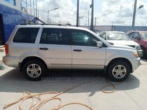 Honda Pilot 2004 Silver | Cars for sale in Lagos State, Isolo