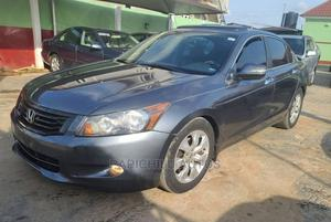Honda Accord 2008 Gray   Cars for sale in Lagos State, Ogba