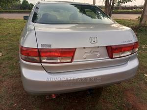 Honda Accord 2004 Sedan EX Silver | Cars for sale in Ondo State, Akure