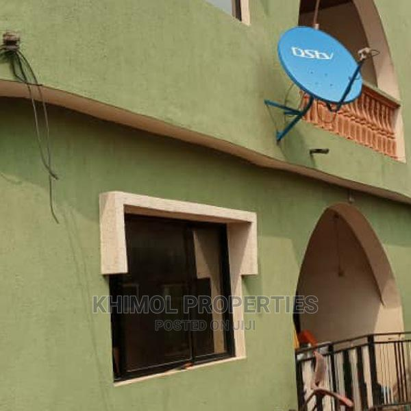 Archive: 4nos of 3bedroom Flat, 2shops, 2bedroom Flat at Alakuko