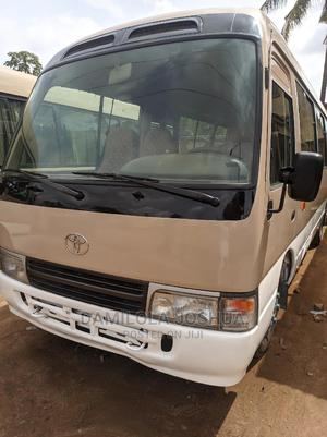 Clean Title Foreign Used Tokunbo 2010 Toyota Coaster Bus   Buses & Microbuses for sale in Lagos State, Ifako-Ijaiye
