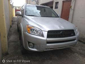 Toyota RAV4 2010 2.5 Sport 4x4 Silver | Cars for sale in Lagos State, Ojodu