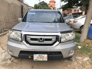 Honda Pilot 2011 Silver | Cars for sale in Lagos State, Isolo