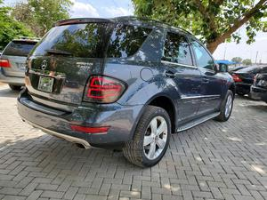 Mercedes-Benz M Class 2011 ML 350 4Matic Gray | Cars for sale in Abuja (FCT) State, Gwarinpa