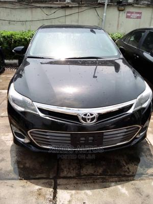 Toyota Avalon 2015 Black   Cars for sale in Lagos State, Victoria Island