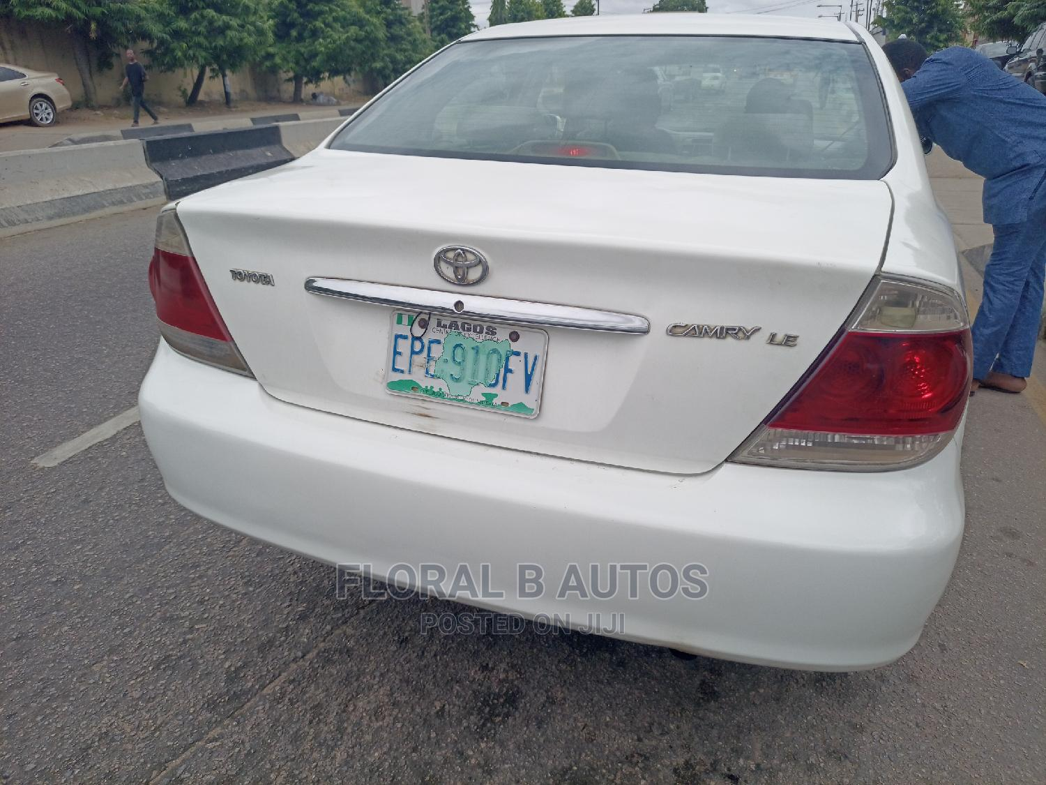 Archive: Toyota Camry 2003 White