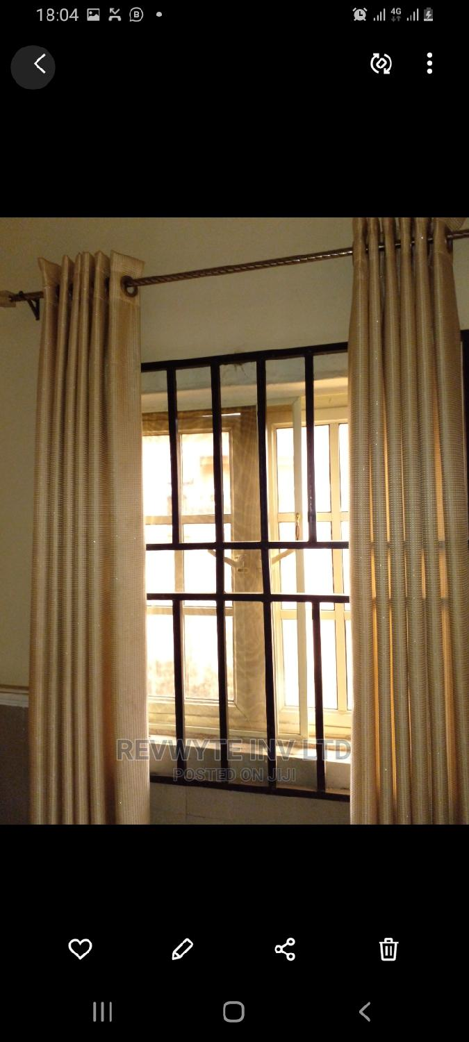 5 Pairs of Thick Foreign Curtain for Sale | Home Accessories for sale in Oshimili South, Delta State, Nigeria