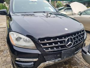 Mercedes-Benz M Class 2015 Black | Cars for sale in Lagos State, Ogba