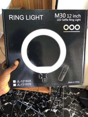 M30 12 Inches Ringlight   Accessories & Supplies for Electronics for sale in Lagos State, Amuwo-Odofin