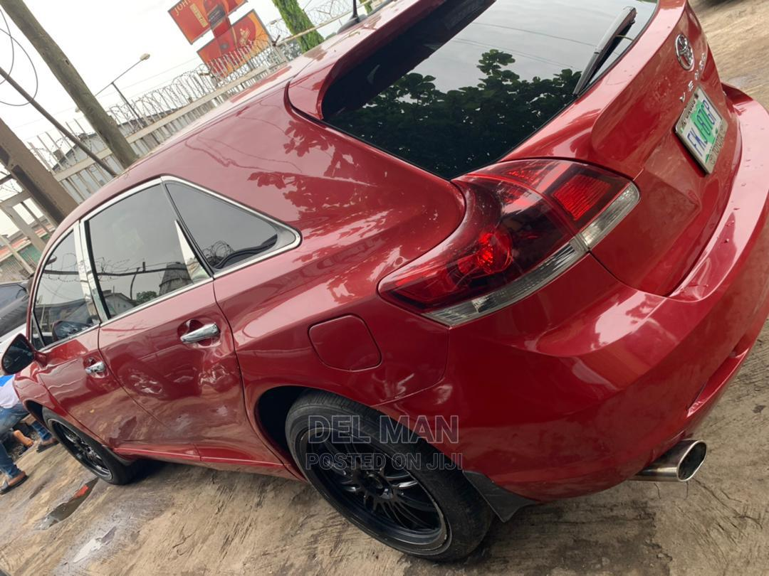 Toyota Venza 2013 Red   Cars for sale in Surulere, Lagos State, Nigeria