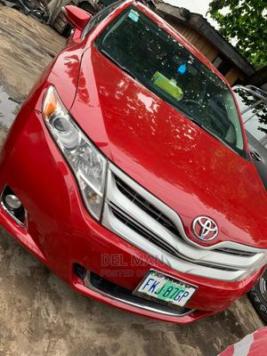 Toyota Venza 2013 Red | Cars for sale in Lagos State, Surulere