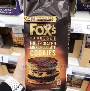 Fox'S Chunkies Half Coated Chocolate Cookies | Meals & Drinks for sale in Lagos State, Ikeja