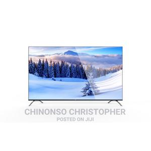 """Syinix 75"""" Smart Android Netflix 4k Television 