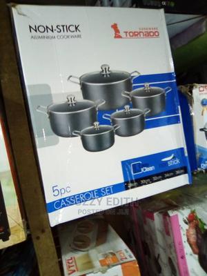 Original Quality Non Stick Pot Set   Kitchen & Dining for sale in Abuja (FCT) State, Gwarinpa