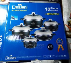 Original Quality Non Stick Pot Set   Kitchen & Dining for sale in Anambra State, Anambra East