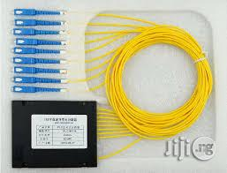 1x8 Fiber Optics Splitter Sc Sm | Accessories & Supplies for Electronics for sale in Lagos State, Ikeja