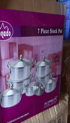 Quality Non Stick Pot Set   Kitchen & Dining for sale in Abuja (FCT) State, Garki 2
