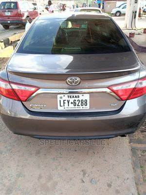 Toyota Camry 2016 Gray | Cars for sale in Oyo State, Ibadan