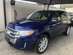 Ford Edge 2013 Blue   Cars for sale in Lagos State, Lekki