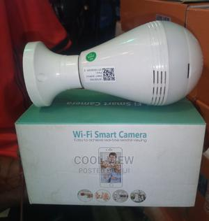 Smart Wifi Spy Bulb Camera 2mp | Security & Surveillance for sale in Lagos State, Ojo