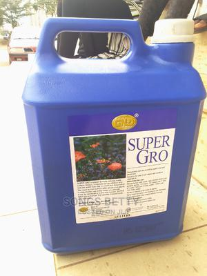 Super Gro Liquid Fertilizer | Feeds, Supplements & Seeds for sale in Abuja (FCT) State, Central Business Dis