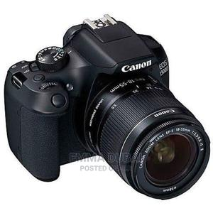 Canon Eos 1300d - 18mp Digital Slr Camera With 18-55mm Isii   Photo & Video Cameras for sale in Lagos State, Ikeja