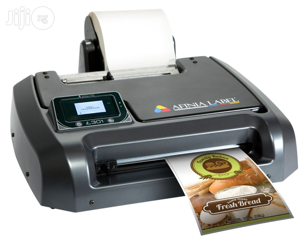 Archive: L301 Colour Label Printer Printing for Sharp Products Labels Branding