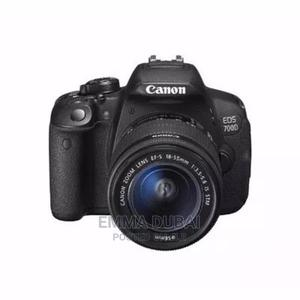 Canon EOS 700D Professional Digital Camera | Photo & Video Cameras for sale in Lagos State, Ikeja