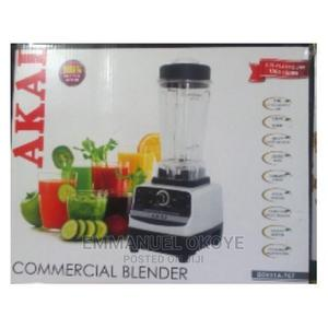 Akai Heavy Duty Commercial Blender | Kitchen Appliances for sale in Lagos State, Surulere
