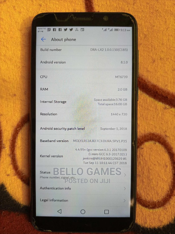 Huawei Y5 16 GB Blue