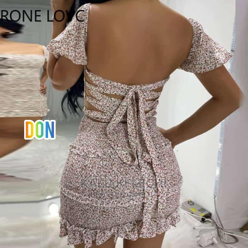 Archive: Female Gown Dress