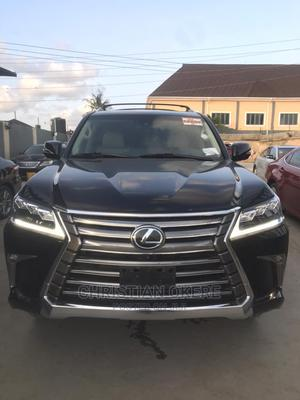 Lexus LX 2018 Black | Cars for sale in Lagos State, Alimosho