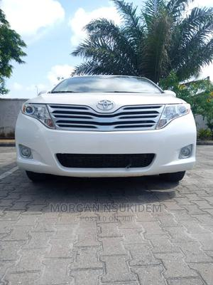 Toyota Venza 2010 AWD White | Cars for sale in Lagos State, Lekki