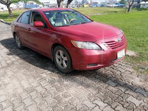 Toyota Camry 2008 Red   Cars for sale in Lagos State, Ikotun/Igando