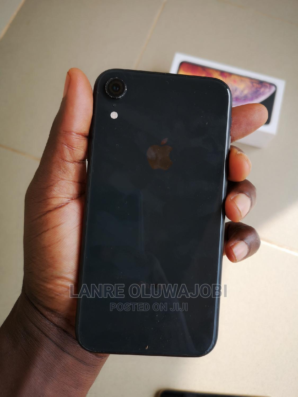 Apple iPhone XR 128 GB Black