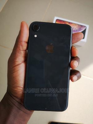 Apple iPhone XR 128 GB Black | Mobile Phones for sale in Lagos State, Ikorodu