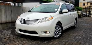Toyota Sienna 2012 Limited 7 Passenger White | Cars for sale in Lagos State, Lekki