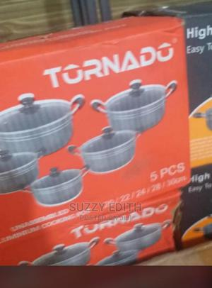 Quality Non Stick Pot Set   Kitchen & Dining for sale in Abuja (FCT) State, Wuse
